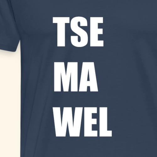 TSEMAWEL - Mannen Premium T-shirt