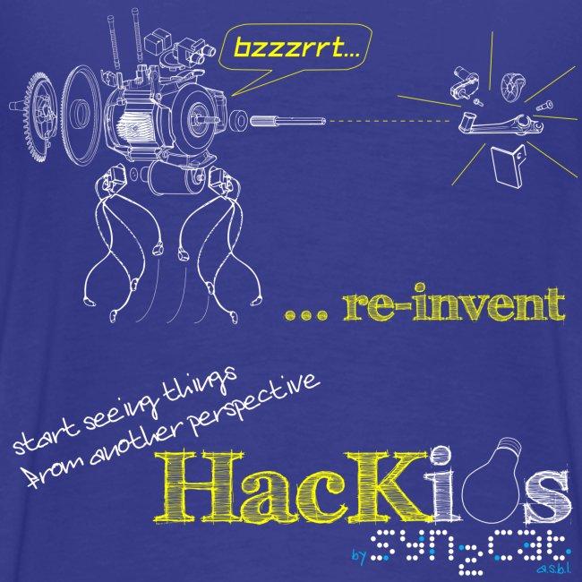 hackids front five