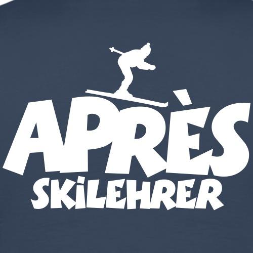Après-Ski Lehrer - Männer Premium T-Shirt
