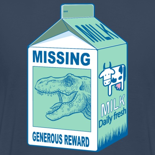 Missing: T-Rex - T-shirt Premium Homme