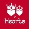 Koning en Koningin van Harten - Mannen Premium T-shirt