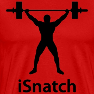 iSnatch - Men's Premium T-Shirt