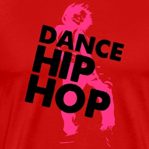 Dance HIPHOP - Men's Premium T-Shirt