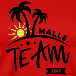 Malle Team 2017 / Group shirt - Men's Premium T-Shirt