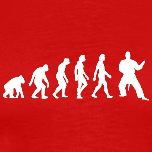 The Evolution Of Judo - Men's Premium T-Shirt