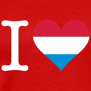 I Love Holland - T-shirt Premium Homme