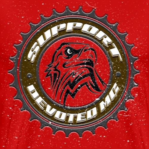 Sprocket Support - Premium T-skjorte for menn