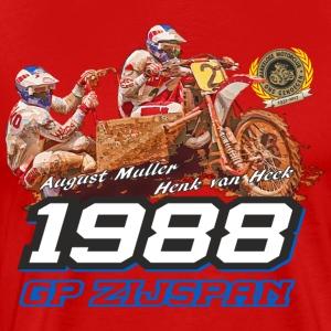 OnsGenoegen 1988 - Mannen Premium T-shirt