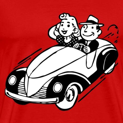 Tour - Männer Premium T-Shirt