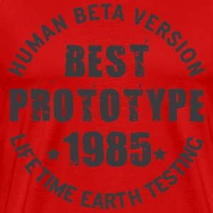 1985 - The year of birth of legendary prototypes - Men's Premium T-Shirt