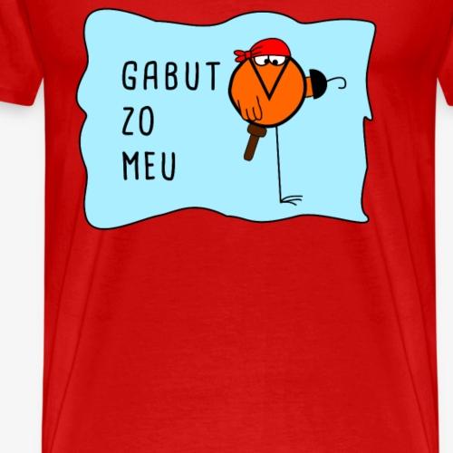Gabut Zo Meu - T-shirt Premium Homme