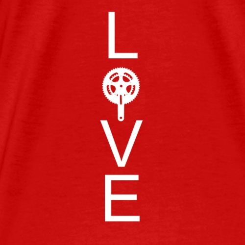 Bicycle love - Männer Premium T-Shirt