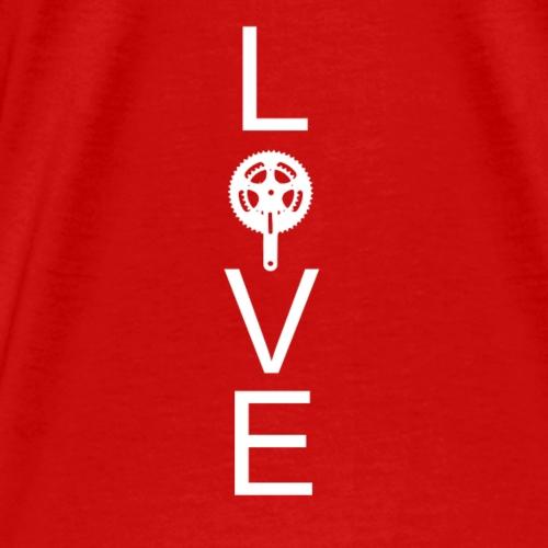 Bicycle love - Männer Premium T-Shirt