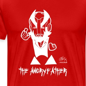 LA ANGRYFATHER - T-shirt Premium Homme