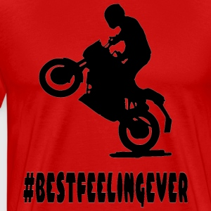 BEST_FEELING_2 - Mannen Premium T-shirt