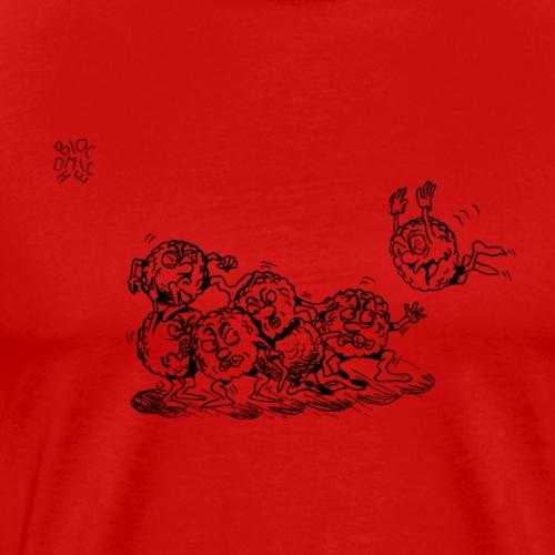Cellule rissose 1 - Maglietta Premium da uomo