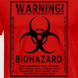 BioHazard BSL4 - Men's Premium T-Shirt