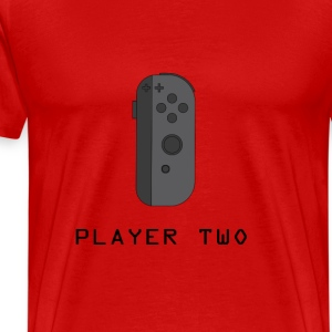 ¿Ready Player Two? - Mannen Premium T-shirt