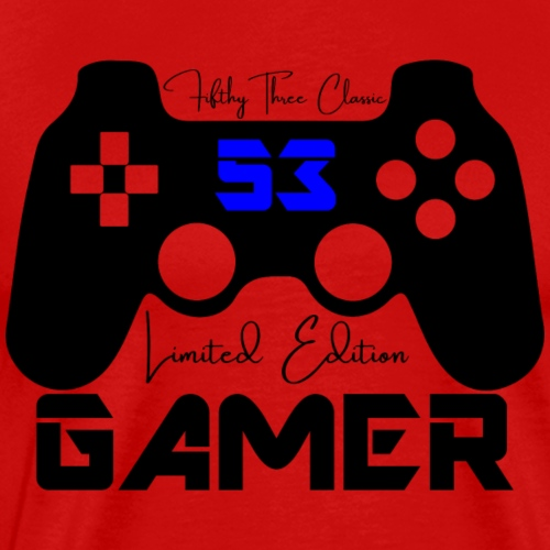 Gamer 4 Gamer - Männer Premium T-Shirt