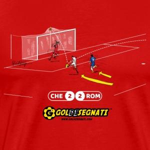 CHE - ROM 2-2 | Il gol magistrale del Gigante - Maglietta Premium da uomo