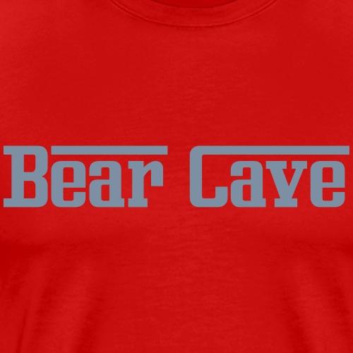 Bear Cave Truck - Mannen Premium T-shirt