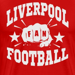 Liverpool_Fan - Premium-T-shirt herr