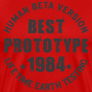 1984 - The year of birth of legendary prototypes - Men's Premium T-Shirt