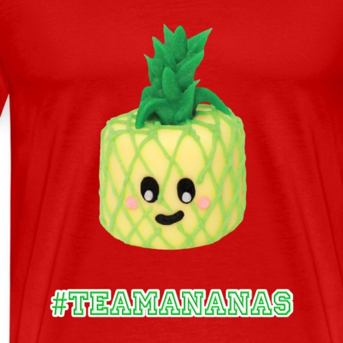 TEAMANANAS - T-shirt Premium Homme
