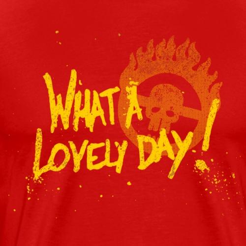 Lovely Day - Maglietta Premium da uomo