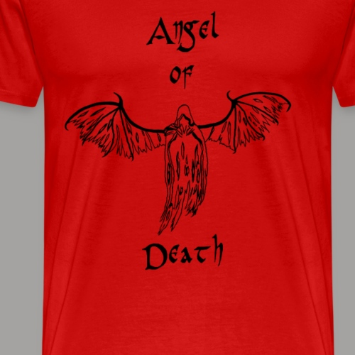 Angel of Death - Männer Premium T-Shirt
