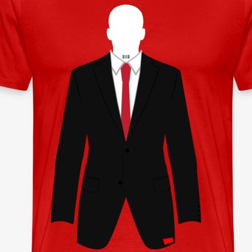 The Hitman - Men's Premium T-Shirt