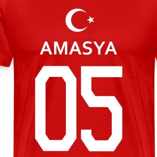 Türkei Amasya 05 - Männer Premium T-Shirt