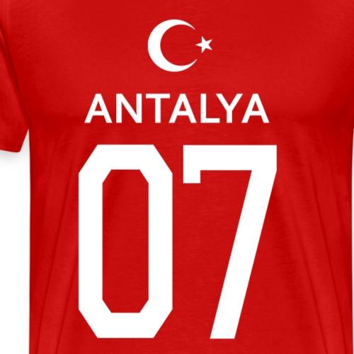 Türkei Antalya 07 - Männer Premium T-Shirt