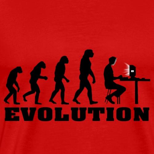 Evolution of - Maglietta Premium da uomo