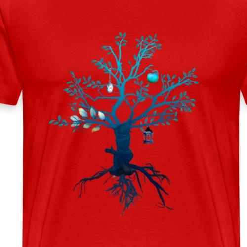 Lebensbaum - Männer Premium T-Shirt