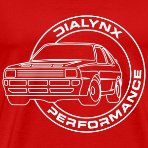Dialynx Old Originals - Men's Premium T-Shirt