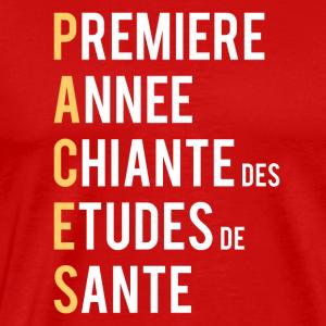 Sigle officieux PACES - T-shirt Premium Homme