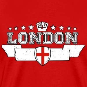 london - Premium-T-shirt herr