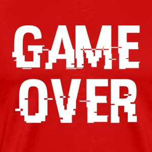 Game Over - Men's Premium T-Shirt