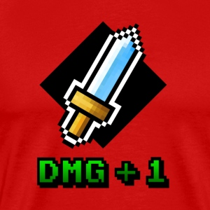DMG+1 - Men's Premium T-Shirt