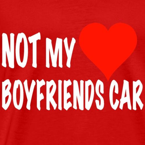 Boyfriend - Männer Premium T-Shirt