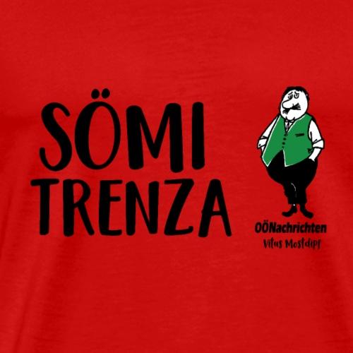 Sömitrenza - Vitus Mostdipf - Männer Premium T-Shirt
