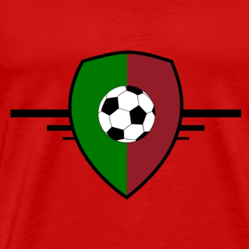 Portugal football - T-shirt Premium Homme