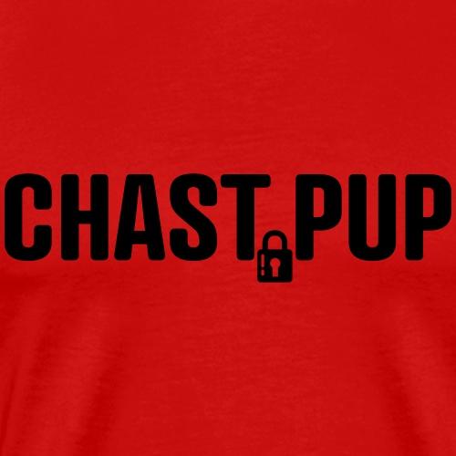 chastpup - Männer Premium T-Shirt