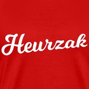 Turnhouts / Heurzak Wit - Mannen Premium T-shirt