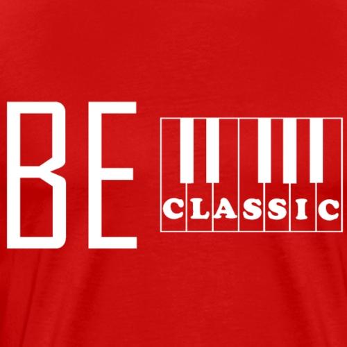 Piano classic - Männer Premium T-Shirt