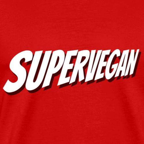 Supervegan - Männer Premium T-Shirt