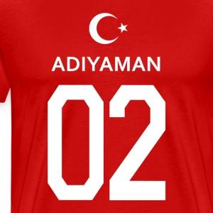 türkei adiyaman 02 - Männer Premium T-Shirt