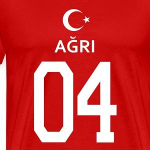 Türkei Agri 04 - Männer Premium T-Shirt