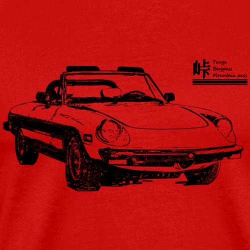 spider California - Männer Premium T-Shirt